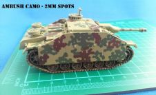 HD09 - Ambush Camo - 2mm spots
